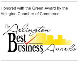 Arlington Best Business Award